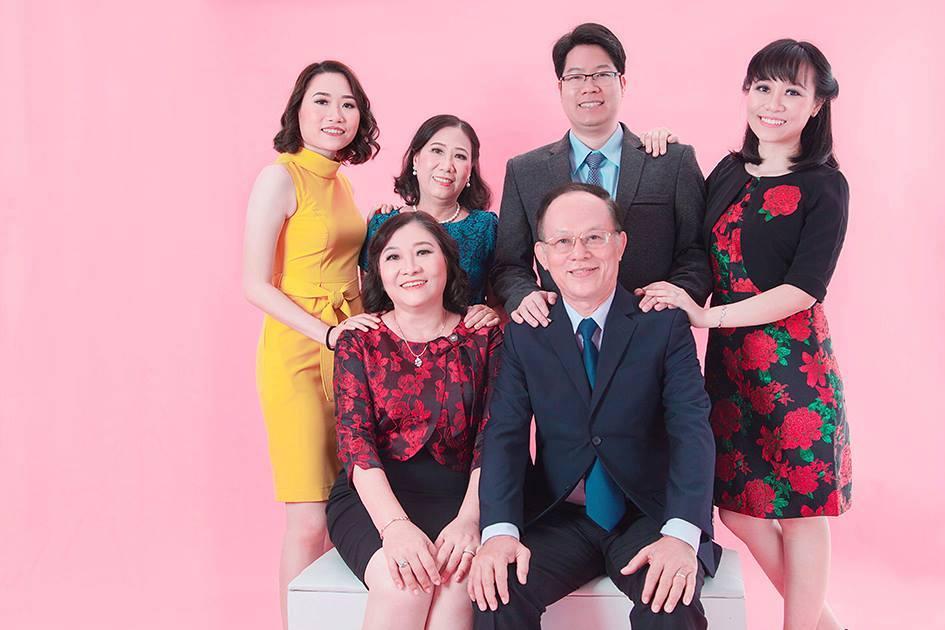 donald studio chụp ảnh gia đình tphcm