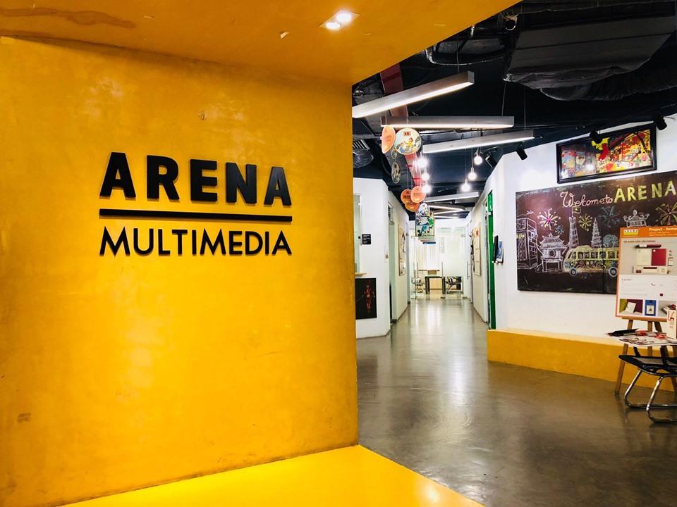 học chụp ảnh tại arena multimedia hcm