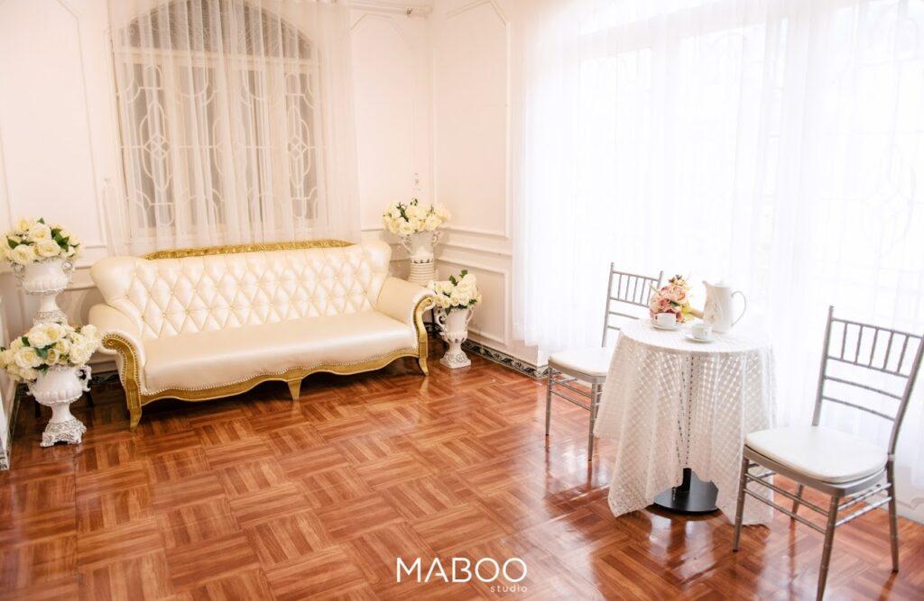 phim trường MABOO Studio quận Phú Nhuận