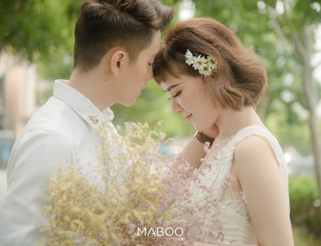 chụp ảnh cổng cưới MABOO studio Phú Nhuận