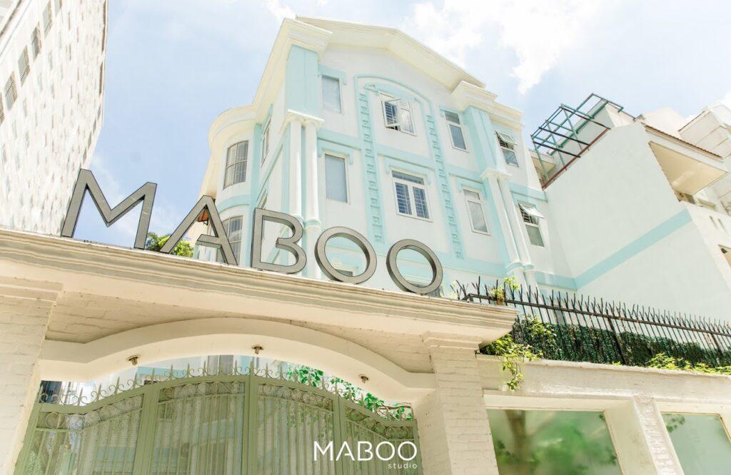 phim trường MABOO Studio quận 3