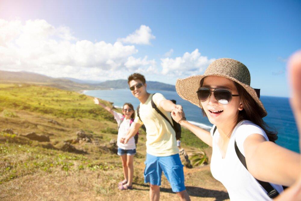 Du lịch kết hợp chụp ảnh gia đình
