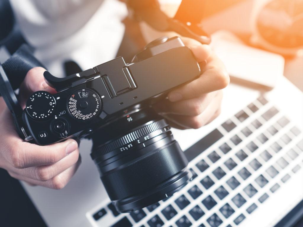 Cần xác định rõ lĩnh vực cụ thể khi theo nghề nhiếp ảnh