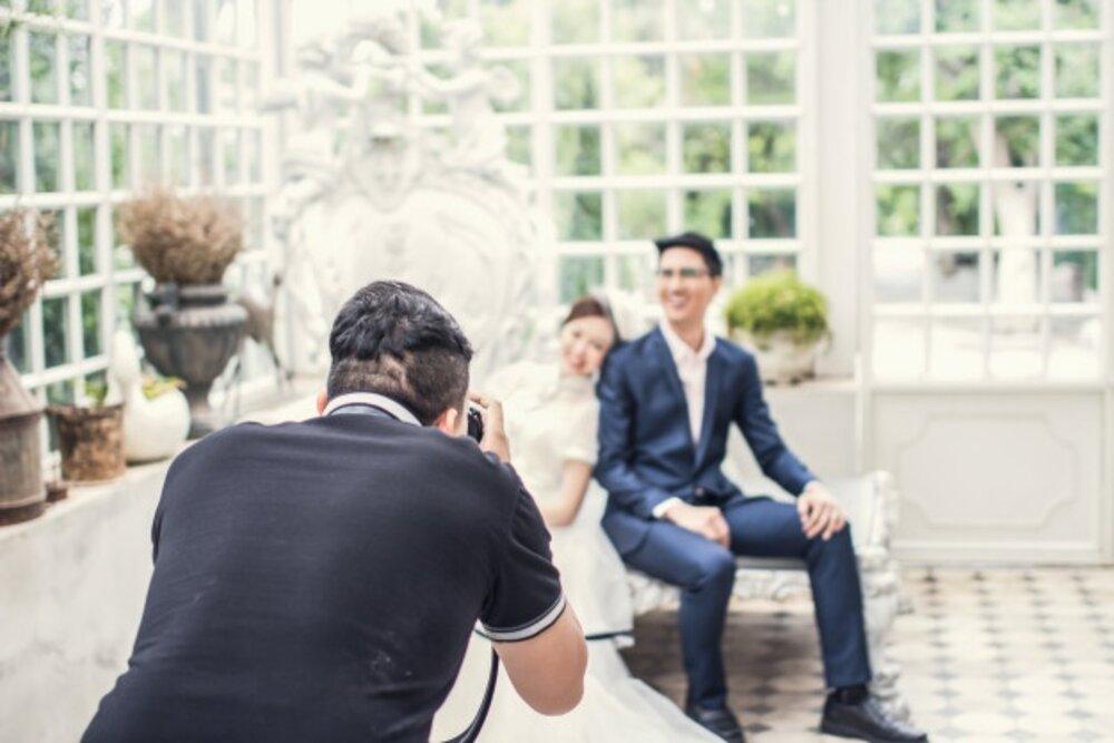 Kiêng chụp ảnh cưới nhiều lần