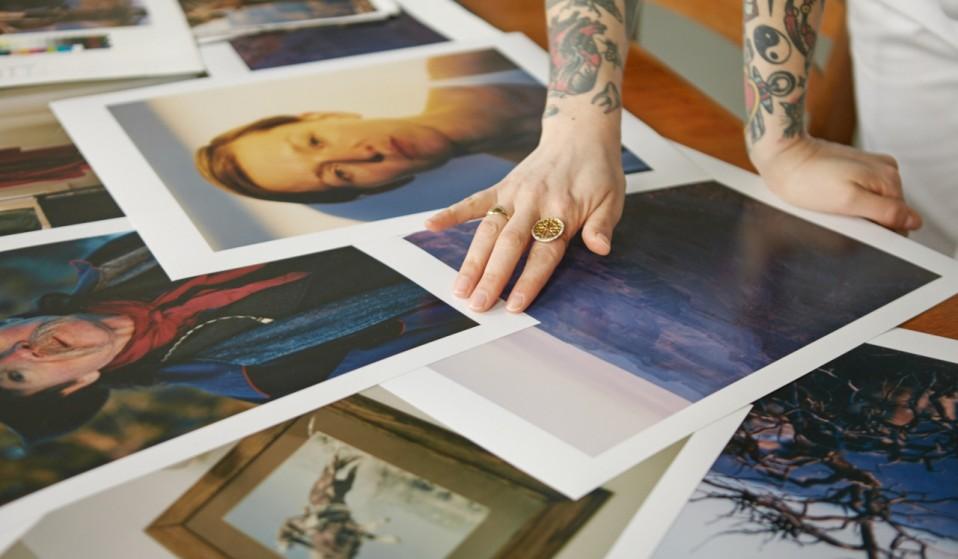 Những bạn yêu thích chụp ảnh và sưu tầm nên bắt đầu học nhiếp ảnh càng sớm càng tốt